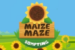 Sompting Maize Maze