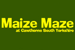 The Maize Maze at Cawthorne